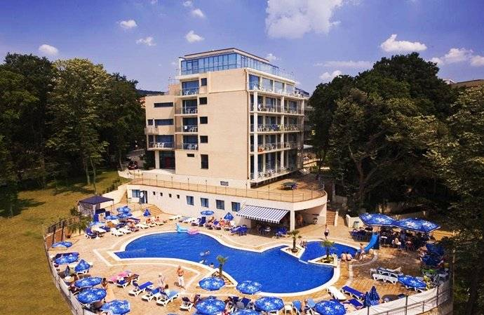 oferte all inclusive bulgaria 2020 hotel holiday park nisipurile de aur